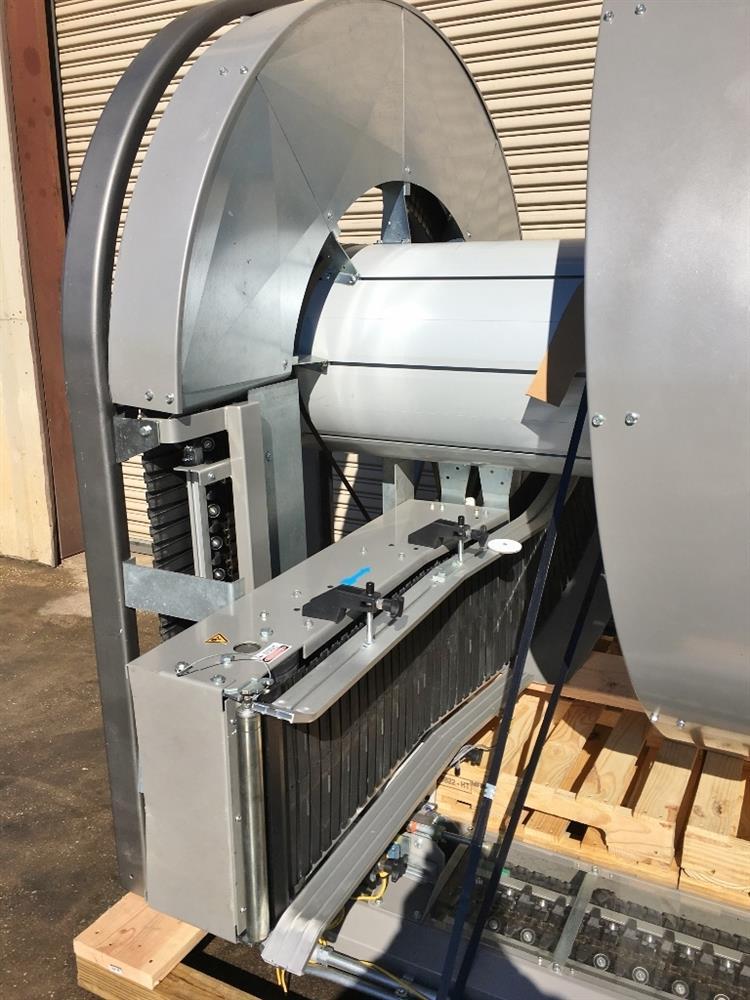 Image RYSON 1300-400-D3 Spiral Conveyor 901043