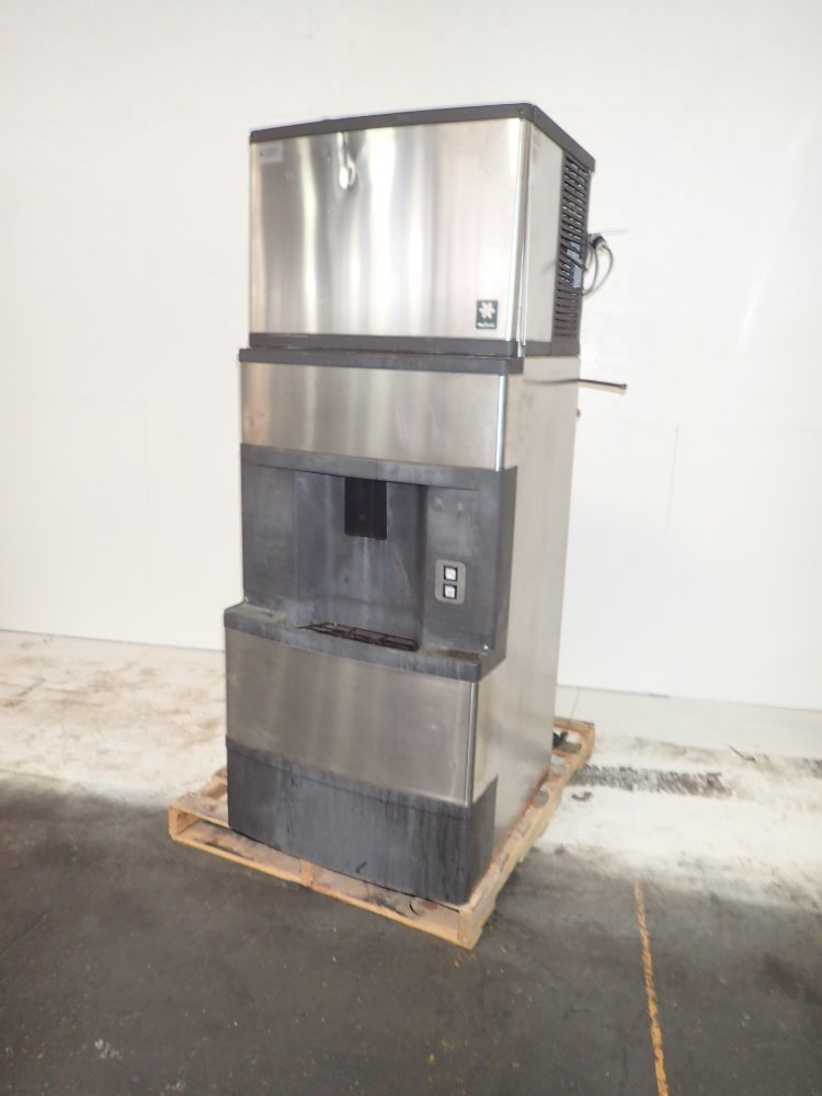 Manitowoc qt0454a ice maker 292092 for sale used for Ice makers for sale
