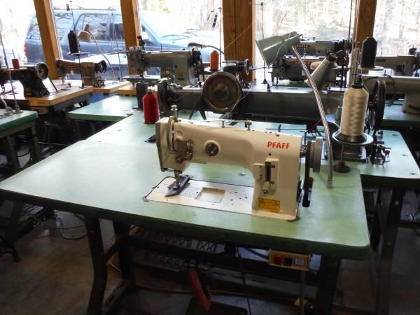 pfaff industrial sewing machine for sale