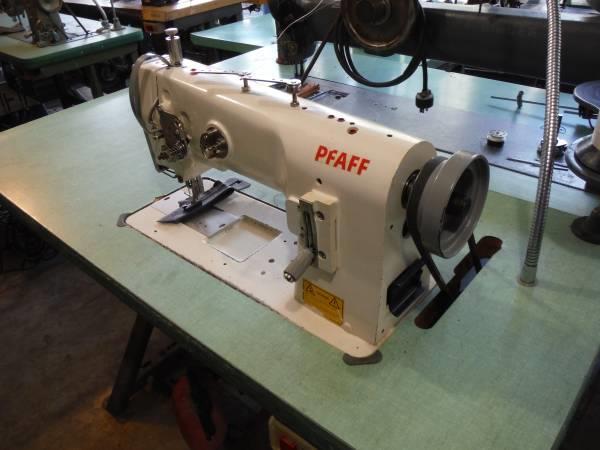 pfaff industrial sewing machine walking foot