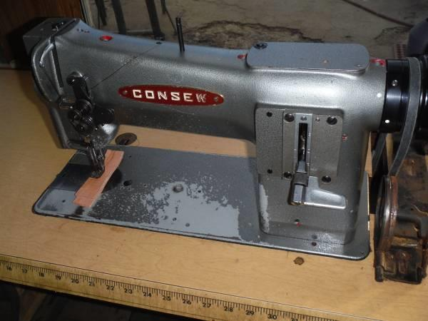 CONSEW 206RB-1 Sewing M - 292315 For Sale Used N/A