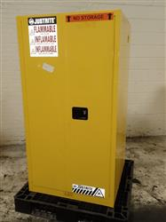292459 - JUSTRITE Flammable Cabinet