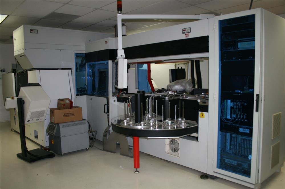 LEYBOLD CD Replication Line