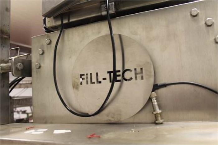 Image FILL-TECH Tub Filler and Tamper Evident Overcapper 908588