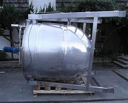 293487 - 1000 Gallon LEE Kettle - Jacketed, Agitated