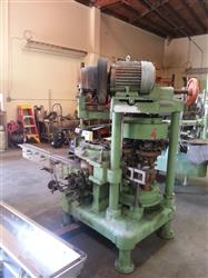 294011 - ANGELUS 40P MSLF Can Closing Machine
