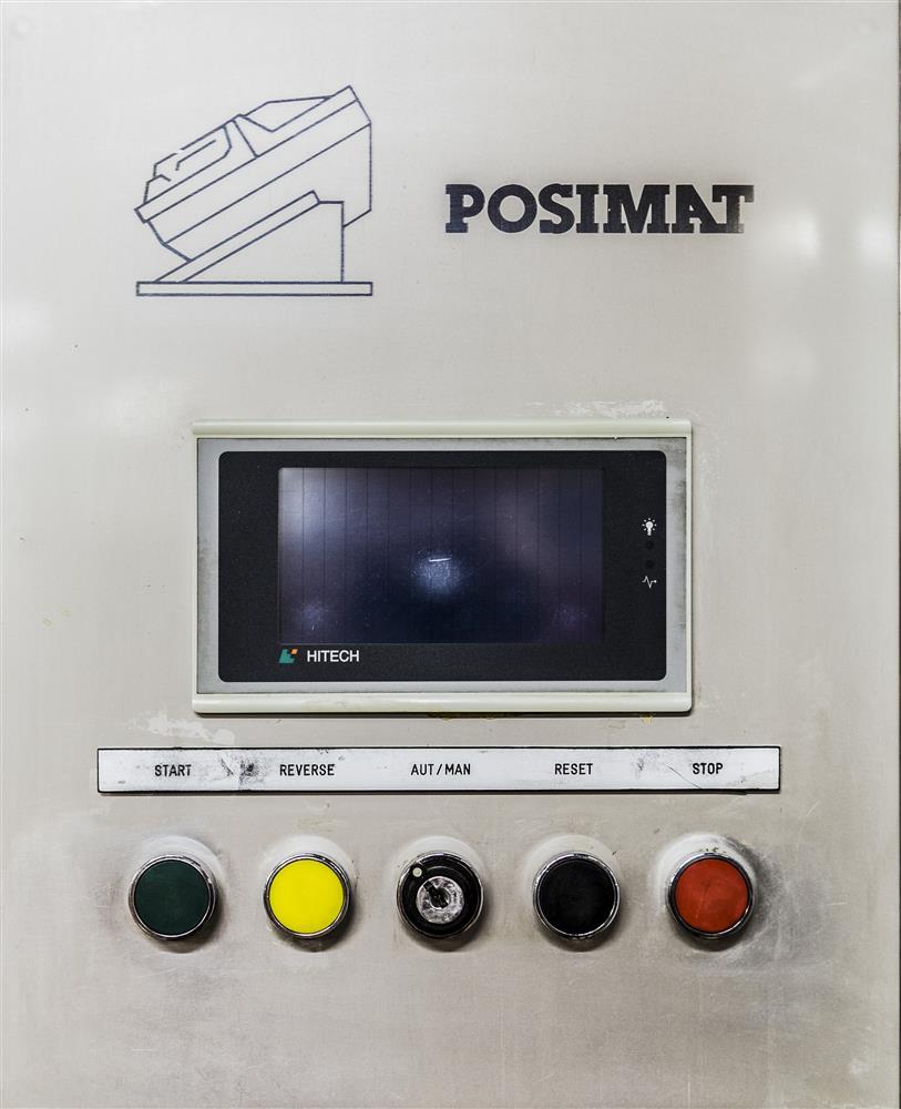 Image POSIMAT Posiflex 20 Bottle Unscrambler 912585
