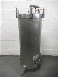 295542 - AESA CV250 Vertical Autoclave - Stainless Steel