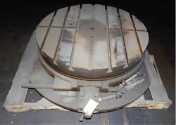 295732 - 36in ALLIS CHALMERS Rotary Table