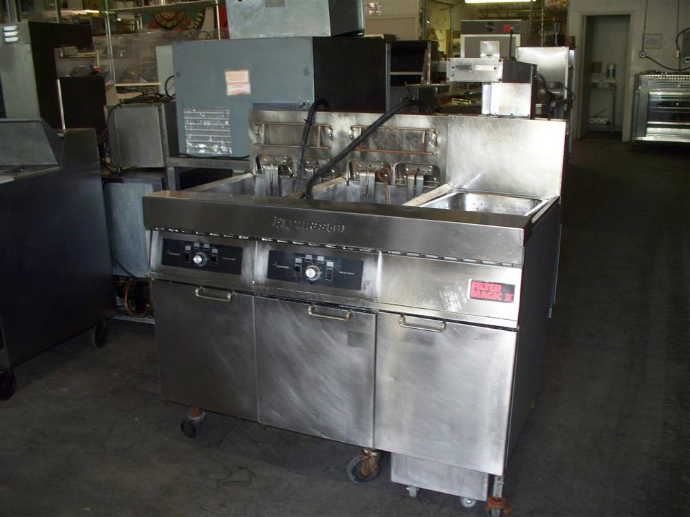 FRYMASTER Double Electric Fryer