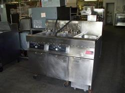 296105 - FRYMASTER Double Electric Fryer