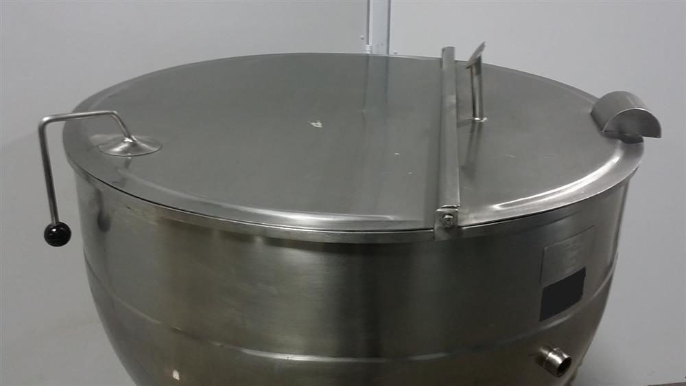 Image 60 Gallon ESCAN METAL Kettle - Model 60L, Steam, Jacketed 920969