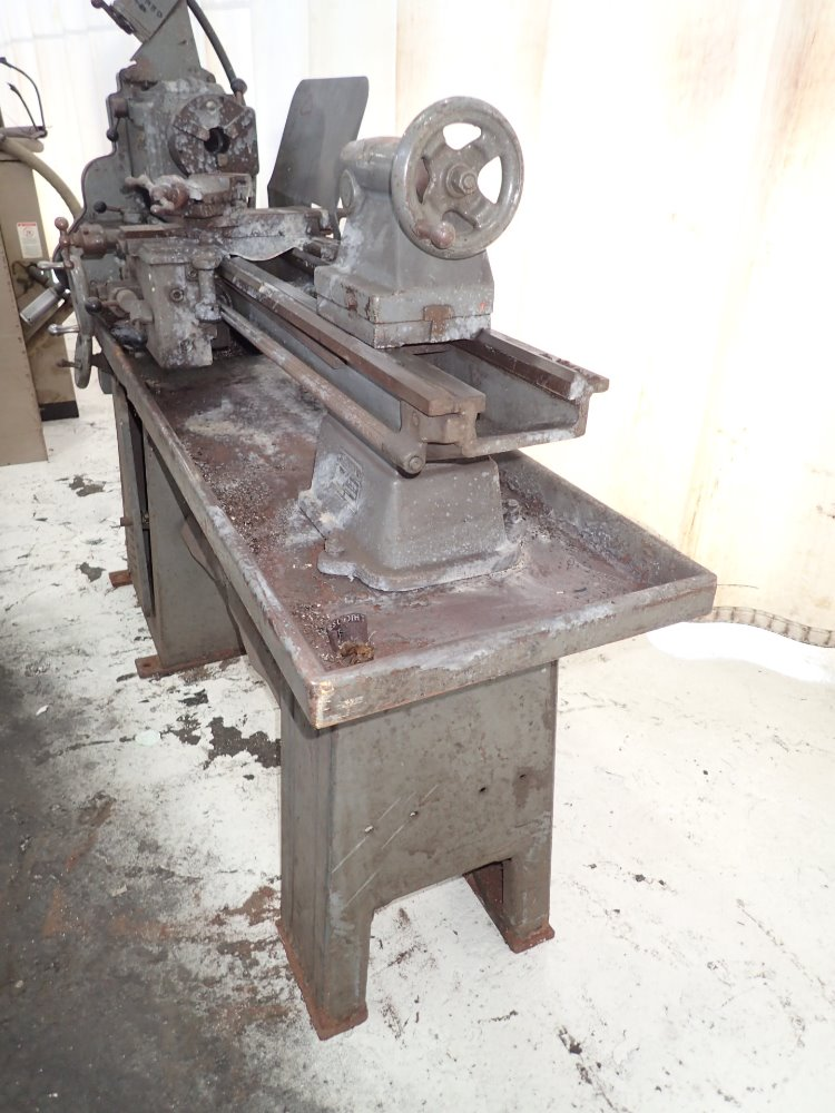 ATLAS 6390 Lathe - 296546 For Sale Used N/A