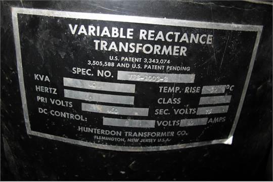 Image HUNTERDON DC Power Supply - 120K VA 923355