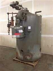 296978 - 50 HP FULTON Gas Fired Boiler