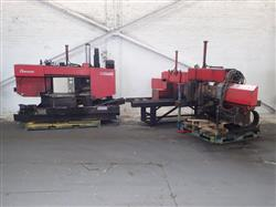 296992 - AMADA CNC Horizontal Band Saw