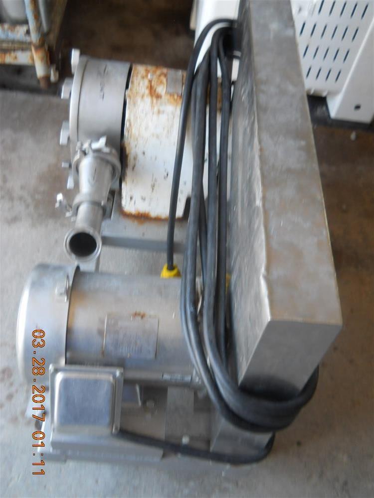 Image TRI CLOVER PR 60 Pump 924596