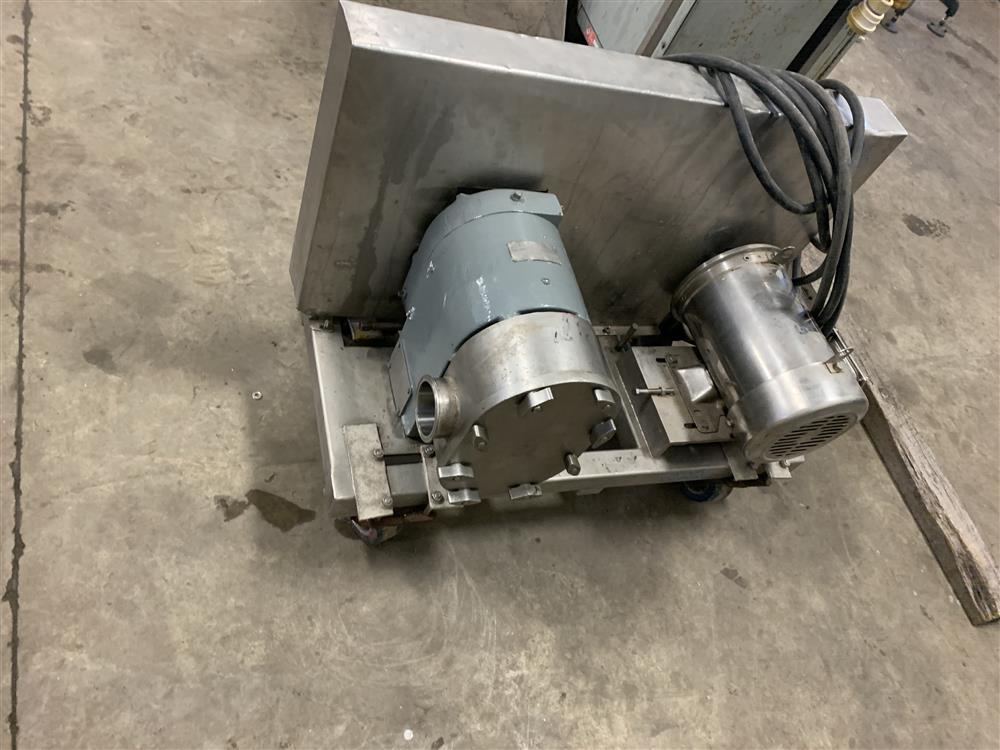 Image TRI CLOVER PR 60 Pump 1464880