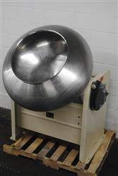 297406 - 38in Coating Pan - Stainless Steel