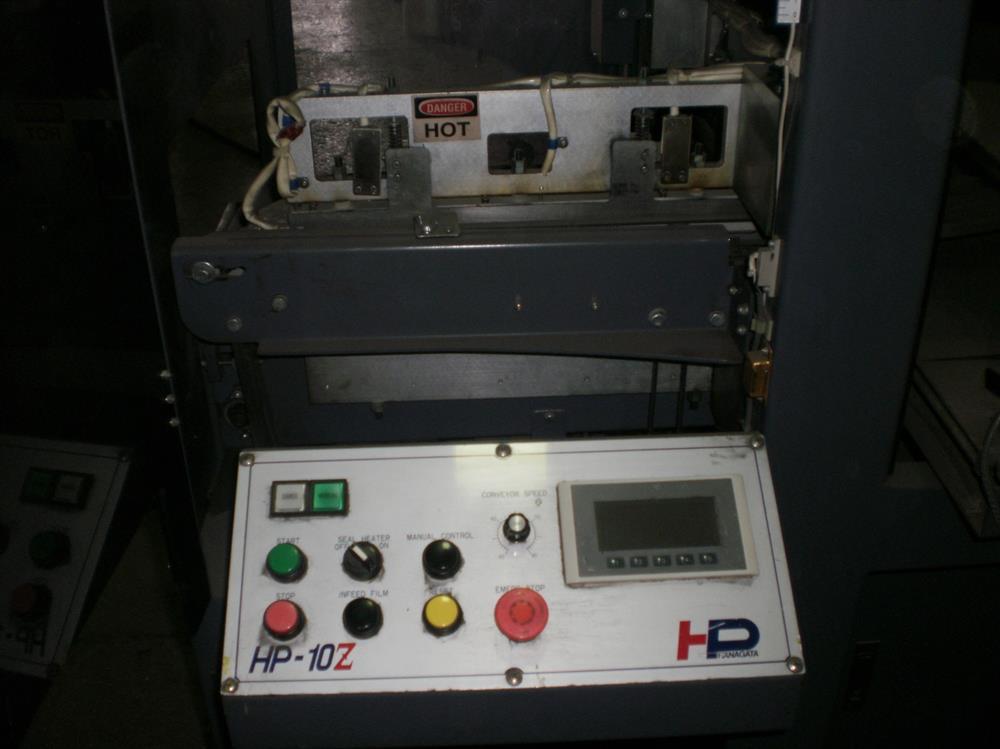 Image HANAGATA HP-10Z Automatic L-Bar Sealer 926241