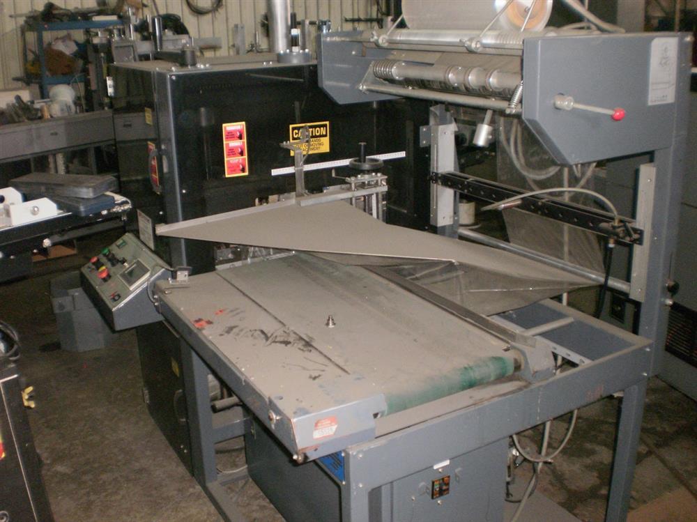 Image HANAGATA HP-10Z Automatic L-Bar Sealer 926243