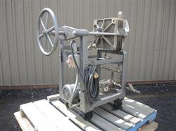 298001 - F.R. HORMAN Filter Press