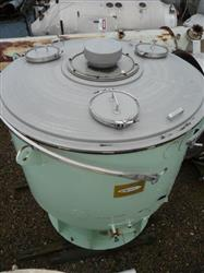 298122 - SWECO M60MS Vibro-Energy Grinding Mill