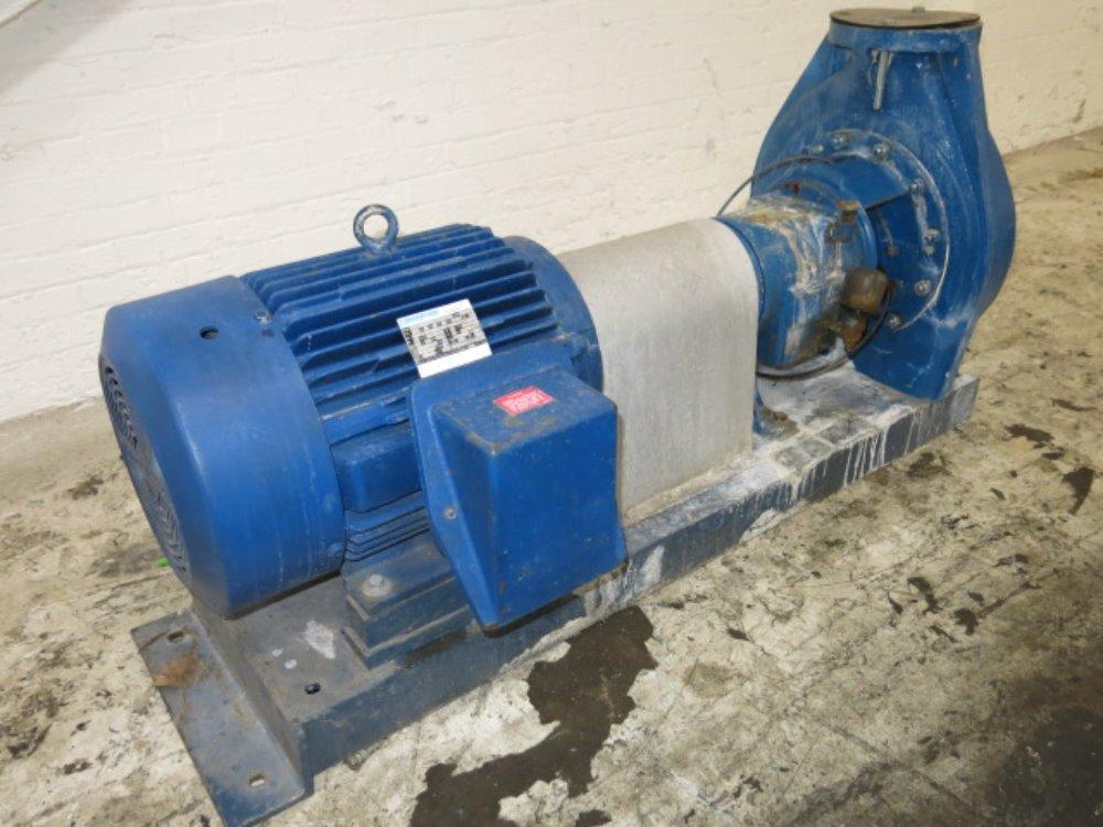 INGERSOLL DRESSER Pump - 298333 For Sale Used N/A