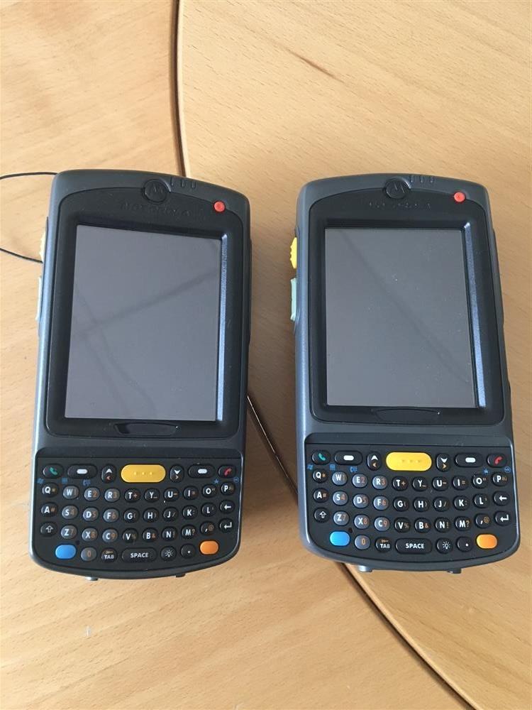 Motorola Symbol Mc75 Mobile 298773 For Sale Used