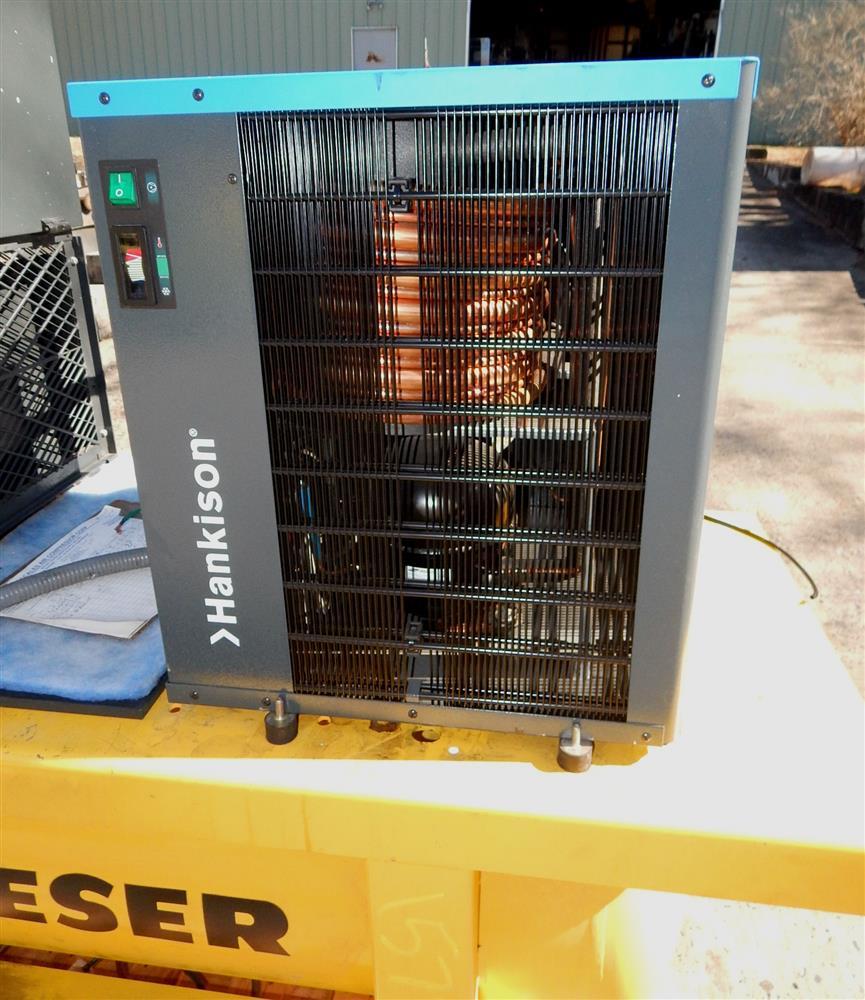 Keiser air compressor electric chain hoist 2 ton price