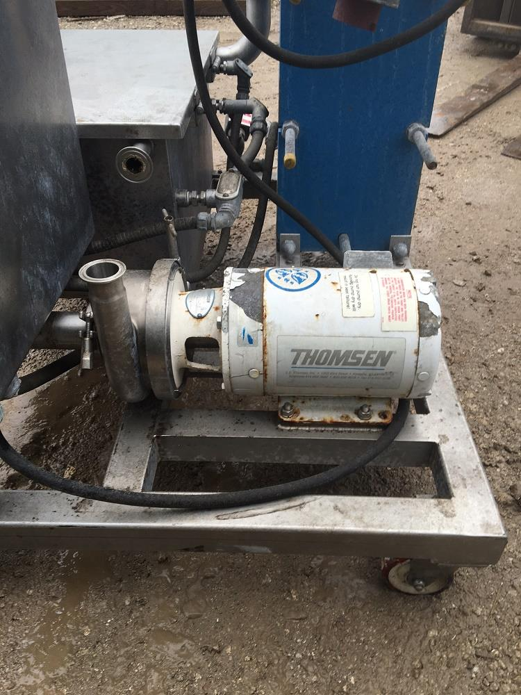 Image THOMSEN CIP Cleaning System 933389