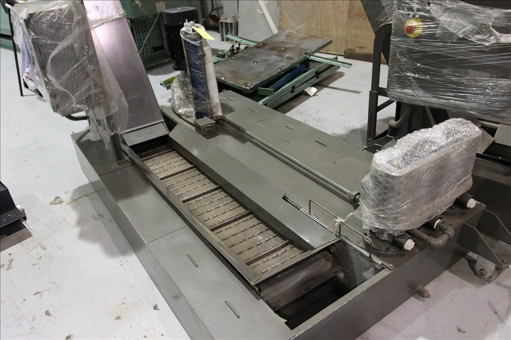 Turbo Hb Chip Conveyor With 299027 For Sale Used