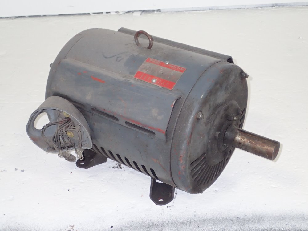 Lincoln Electric Motor 299383 For Sale Used