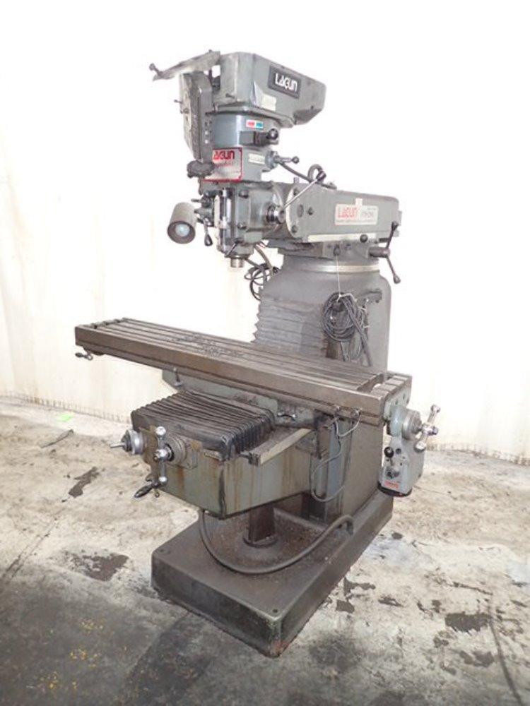 lagun milling machine for sale