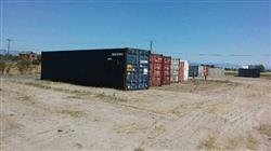 299580 - 20ft and 40ft Shipping Containers Delivered