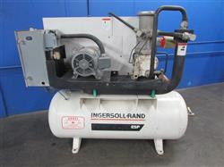299603 - 20 HP INGERSOLL RAND EP20-ESP Rotary Screw Air Compressor