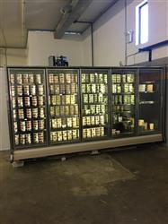 299622 - 5 Door HILLPHOENIX Freezer