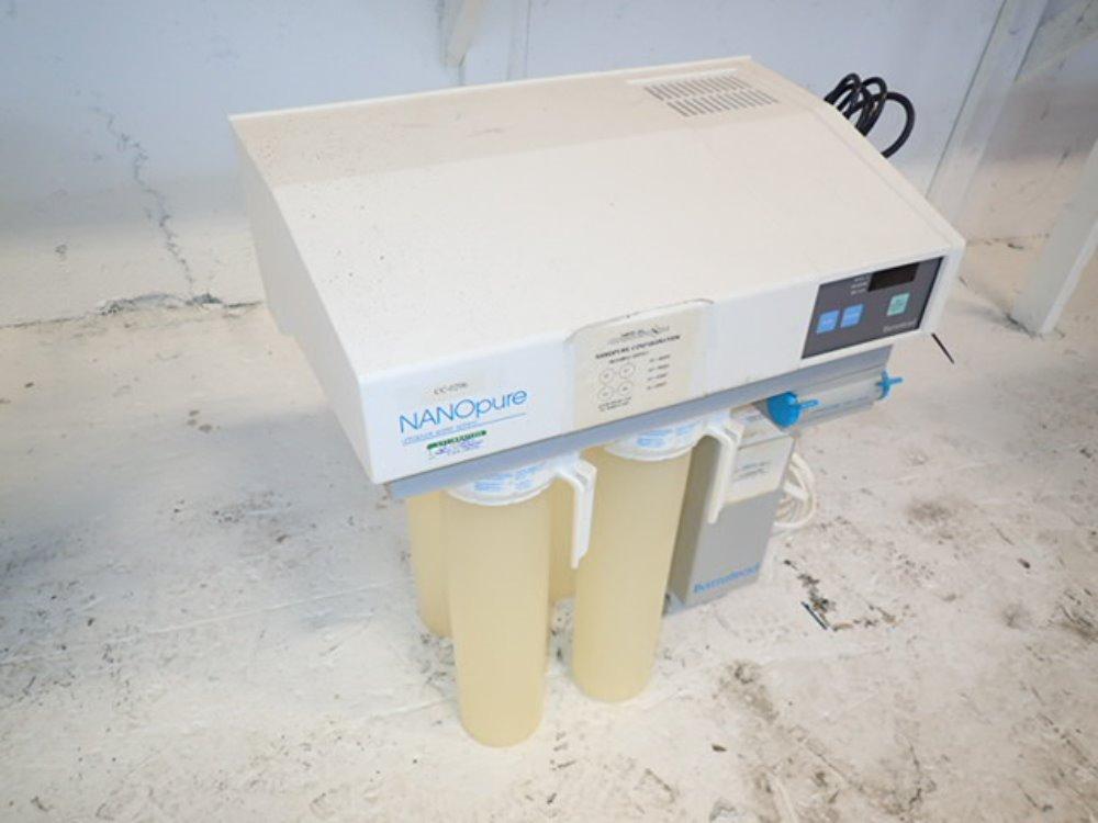 Barnstead Nanopure Water Pu 299978 For Sale Used