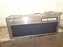 300485 - LEWIS CORP Ultrasonic Cleaner