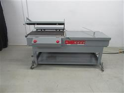 300905 - DAMARK L-Bar Sealer with Damark Film Unwider - Model PPF-26