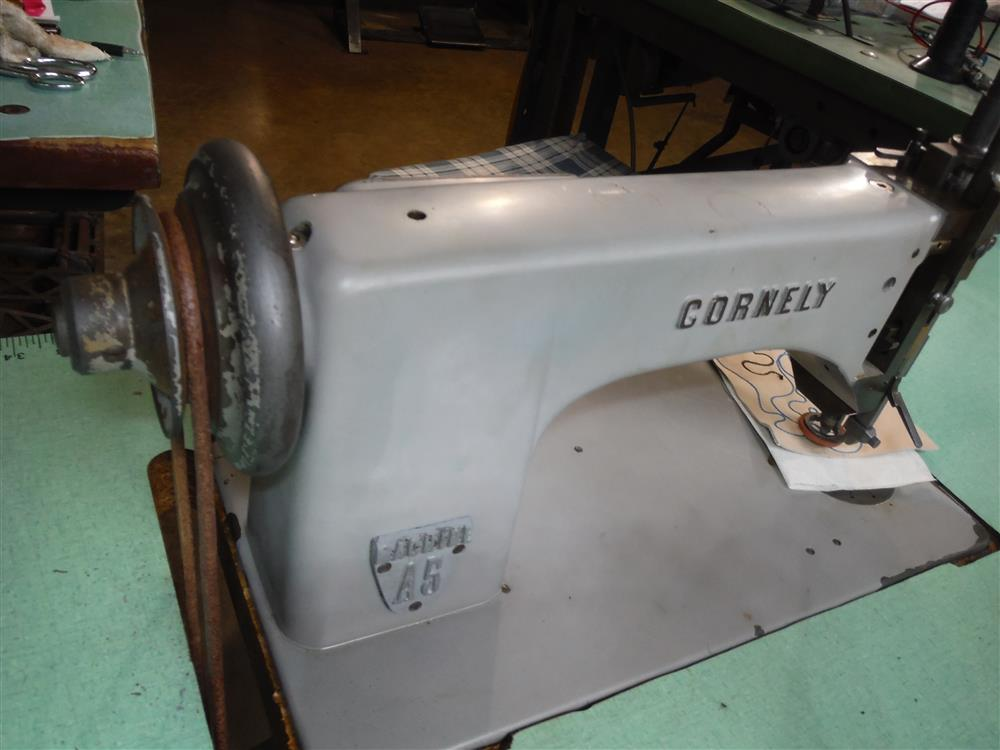 CORNELY A40 Chain Stitch 40 For Sale Used NA Magnificent Used Sewing Embroidery Machines For Sale