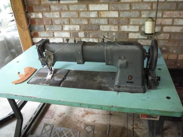 SINGER Industrial 40A40 L 40 For Sale Used Custom Singer Sewing Machines Malta