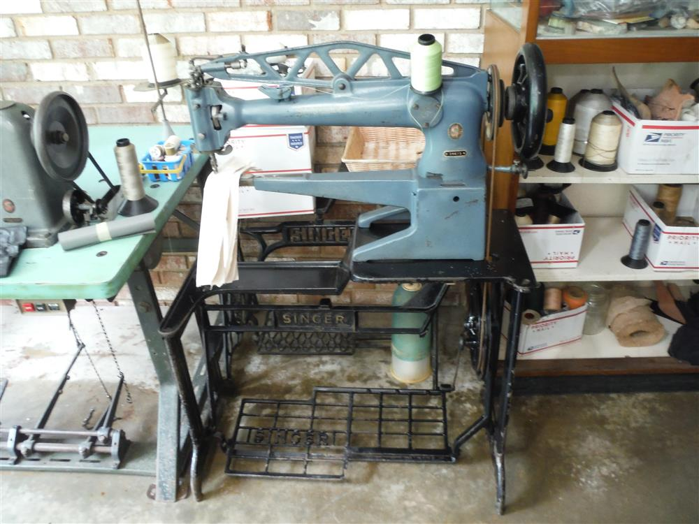 SINGER Long Arm 40K40 S 40 For Sale Used NA Gorgeous Singer Sewing Machine Repair Columbia Sc