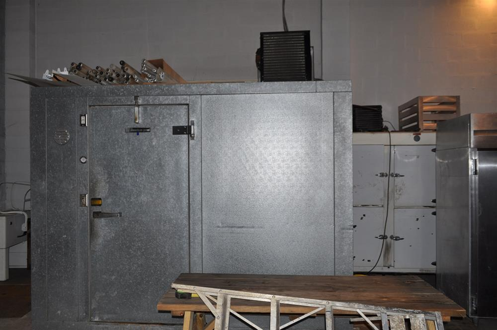 American Panel Walk In Cool 301677 For Sale Used