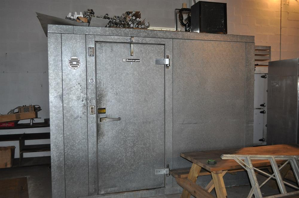 Used Walk In Coolers For Sale >> American Panel Walk In Cool 301677 For Sale Used