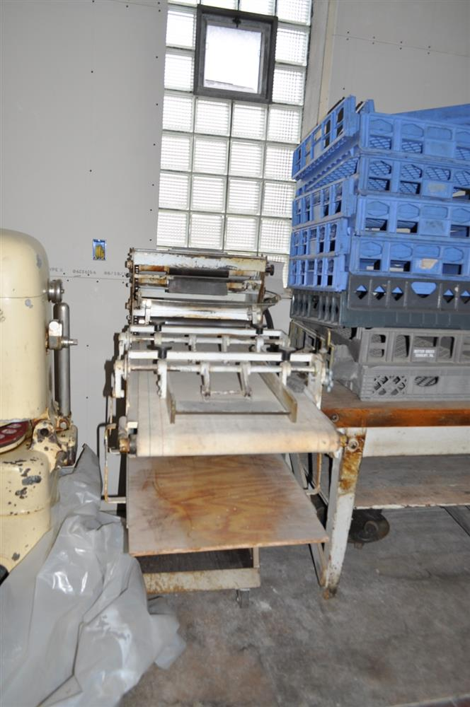 Image Dough Sheeter 945076