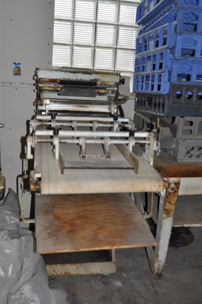 Image Dough Sheeter 945077