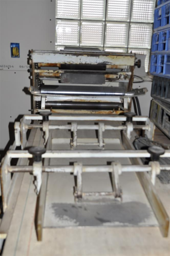 Image Dough Sheeter 945078