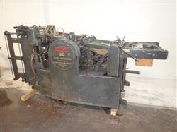 301814 - MILLER 19X25 AUTOMATIC Printing Press