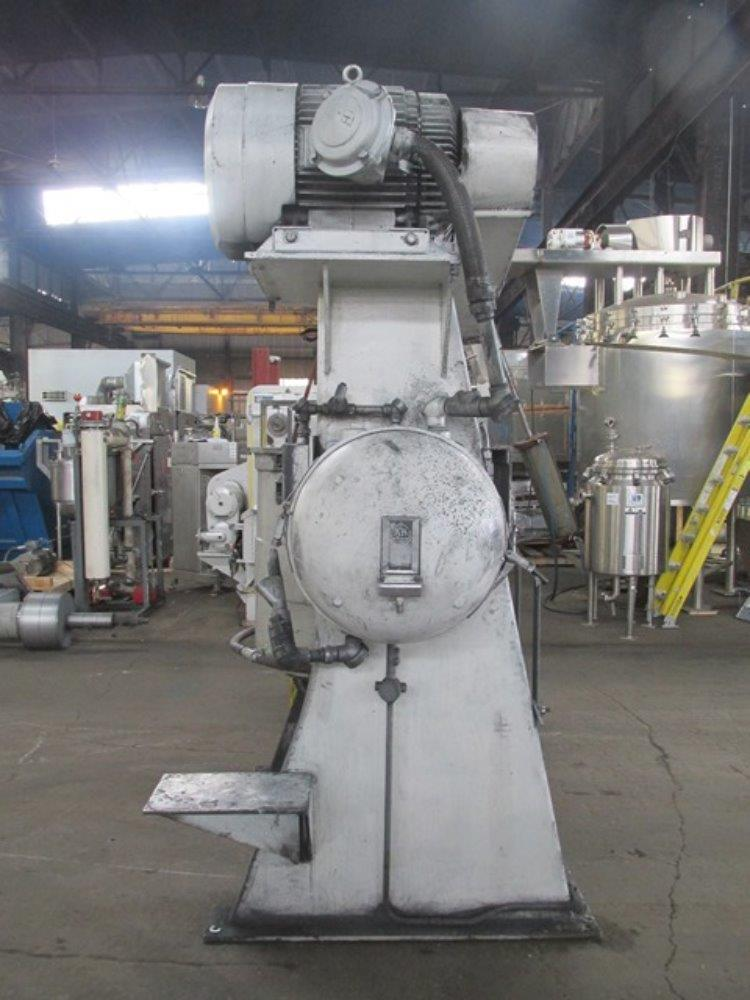 UNION PROCESS 100S Attritor Mill - Stainless Steel